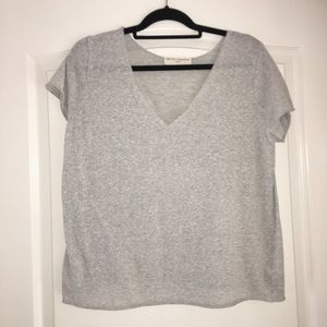 Urban Outfitters Grey T-shirt